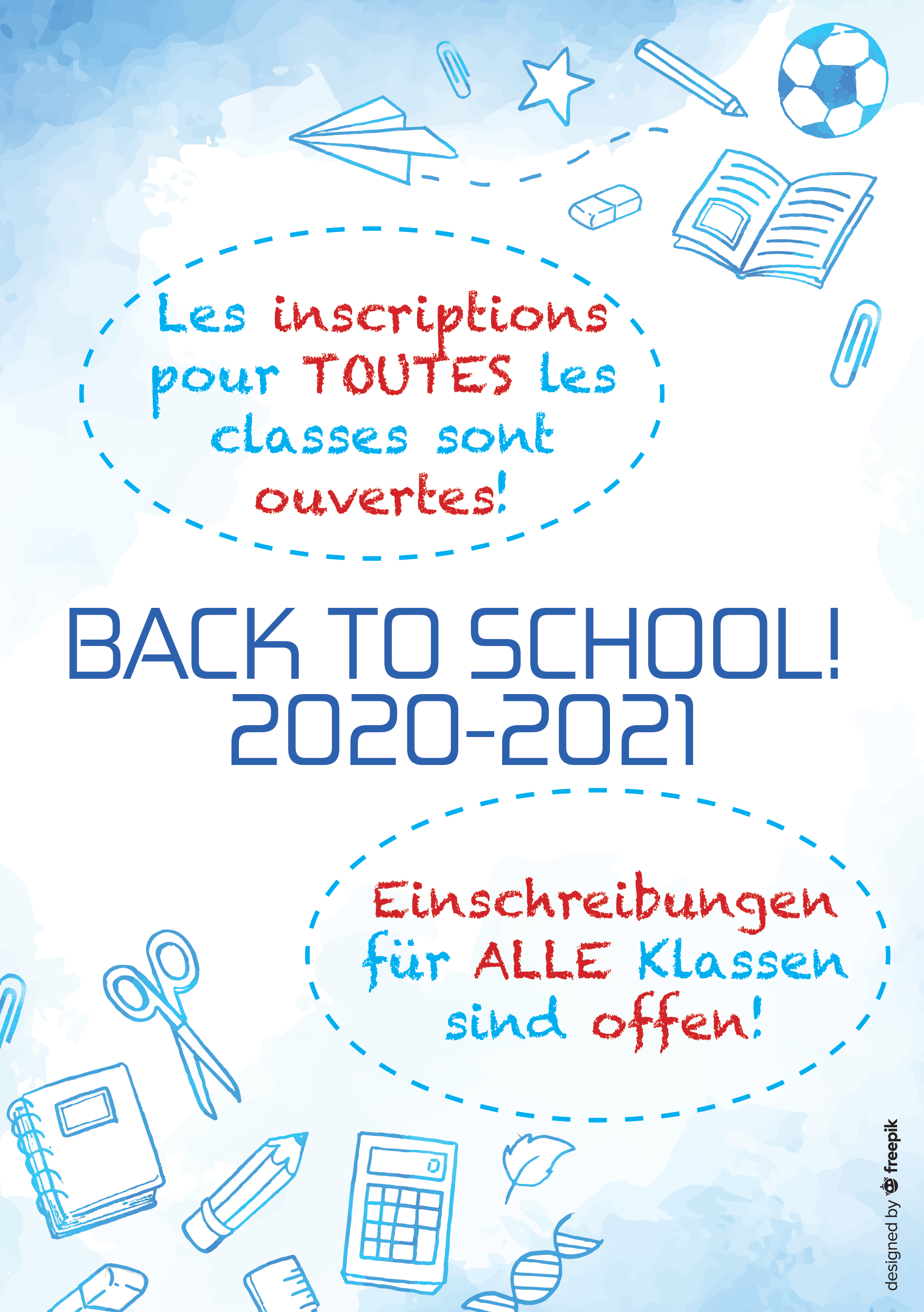 Back to School 2020/2021